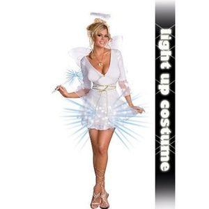 Heavenly delight light up costume new